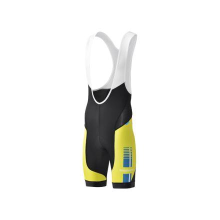 Shimano Performance Print Bib Shorts