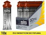 SiS GO Energy +Caffeine Gel [10x60ml] - cola