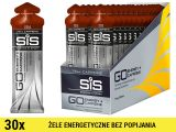 SiS GO Energy +Caffeine Gel [30x60ml] - cola