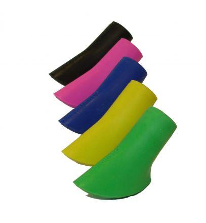 Control Asfalt Pad - kolorowe  końcówki do kijów nordic walkind