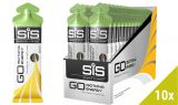 SIS GO Isotonic Gel 10x60ml - jabłko