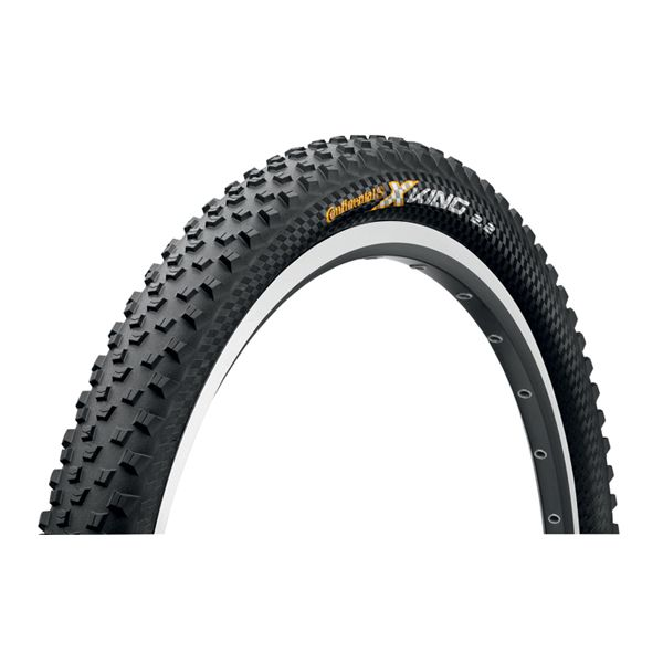 Continental Mountain X-King 2.0 26 x 2.0 - zwijana opona rowerowa