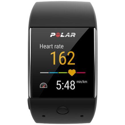 Polar M600 Zegarek sportowy z wbudowanym GPS oraz systemem Android Wear