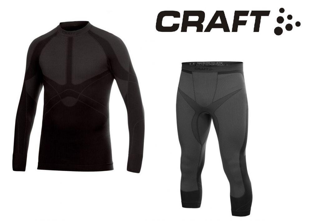 Craft Keep Warm Set - zestaw bielizny termoaktywnej