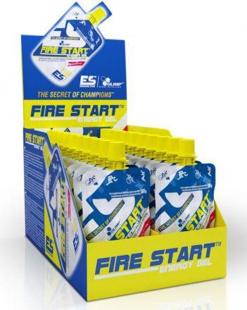 Olimp Fire Start Energy Gel  Promo SET 10 X 80g