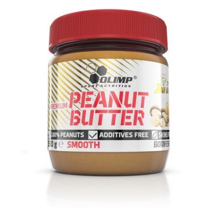 Olimp Premium Peanut Butter 350g - masło orzechowe