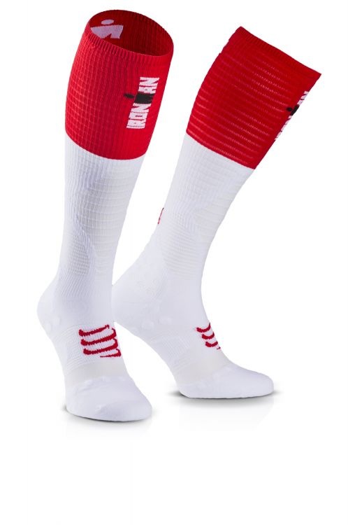 Compressport Full Socks  ULTRALIGHT RACING IRONMAN® MDOT