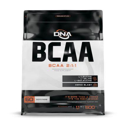 Aminokwasy DNA Supps BCAA 2:1:1 500