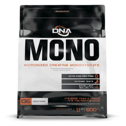 Kreatyna D.N.A. Mono 500g (135 porcji)