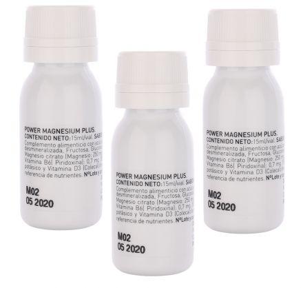 Powergym Power Magnesium Plus 15 ml- Magnez z potasem