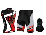FDX Optimum Cycling Sleevless 3D Set