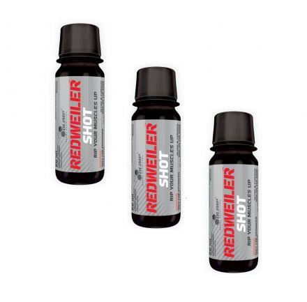 Olimp Redweiler Shot 3x60ml - cola