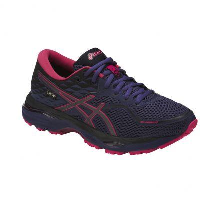 Asics Gel Cumulus 19 G-TX - damskie buty do biegania z membraną G-TX  T7C7N_4990