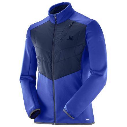 Salomon Pulse Warm JKT M - męska kurtka do biegania