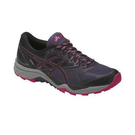Asics Gel Fuji Trabuco 6 G-TX - Damskie buty do biegania w terenie z membraną G-TX