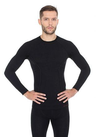 Brubeck Active Wool - męska bielizna termoaktywna z wełny merynos