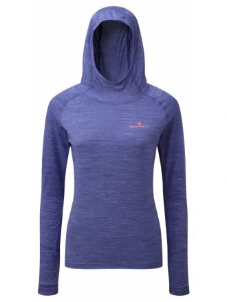 Ronhill Momentum Aerobic Hoodie - damska bluza do biegania