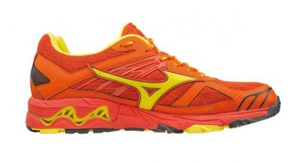 Mizuno Wave Mujin 4  - męskie buty do biegów terenowych