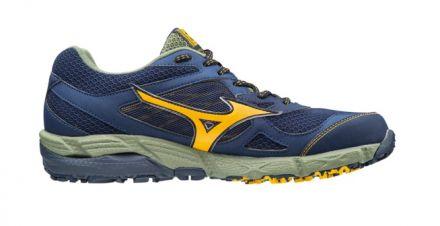 Mizuno Wave Kien 4 G-TX - męskie buty do biegów terenowych z Gore-Tex