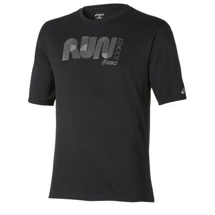 Męska koszulka do biegania Asics SS Graphic Top