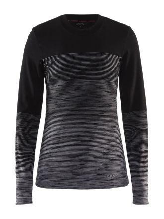 Craft Warm Wool Comfort 2.0 CN LS - Damska bielizna termoaktywna