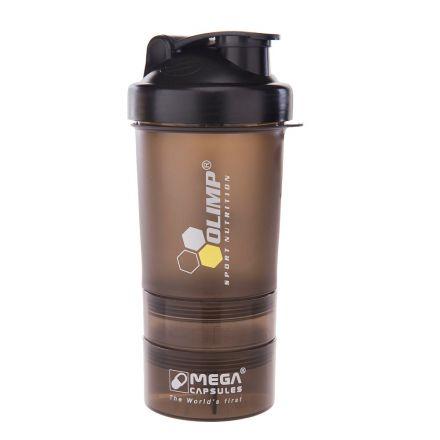 Olimp Smart Shake Black Label 400ml - shaker sportowy