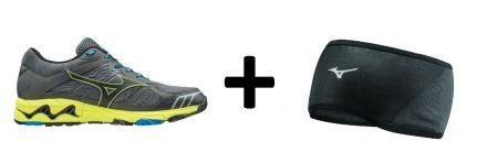 Mizuno Wave Mujin 4 G-TX - męskie buty do biegów terenowych z membraną G-TX