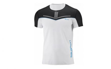 Salomon S-LAB Sense Tee - męska koszulka biegowa 402168