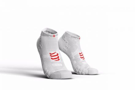 Compressport Racing Socks V3.0 Run LOW - stopki biegowe