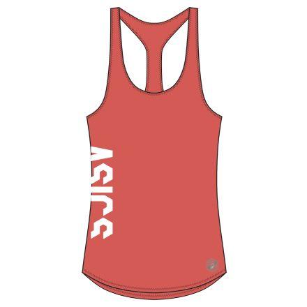 Asics Esnt gpx Tank Top - damska koszulka treningowa na ramiączkach
