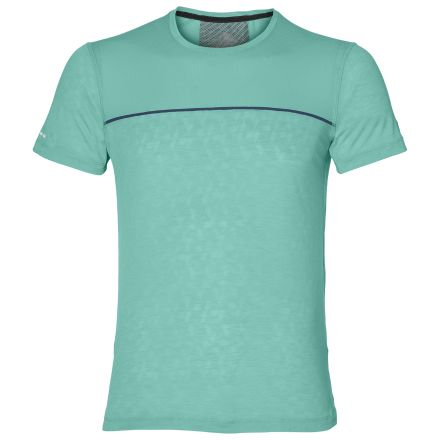 Asics Gel-Cool SS Top - Męska termoaktywna koszulka do biegania