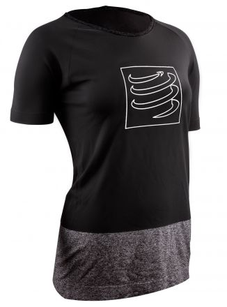 Compressport Training Tshirt WMN - damska koszulka treningowa
