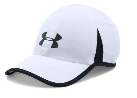 Under Armour Shadow Cap 4.0 - Męska czapka do biegania z daszkiem 1291840-100
