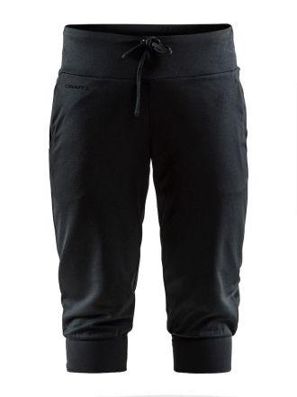 Craft PEP Capri W - damskie luźne spodnie biegowe 3/4 1905956_998000