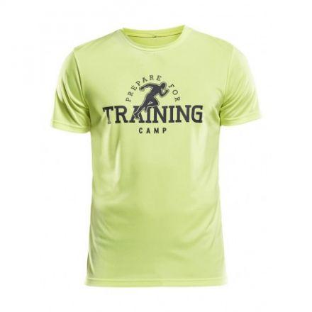 Craft Eaze SS Graphic Tee - męska koszulka biegowa 1906034_809000