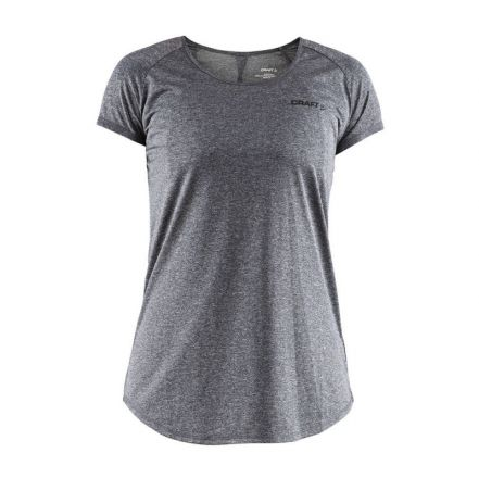 Craft Eaze SS Melange Tee W - damska koszulka biegowa  1905875_998000