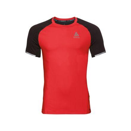 Odlo Zeroweight Ceramicool Bl Top - męska koszulka do biegania 312282