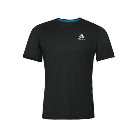 Odlo Sliq Bl Top - męska termoaktywna koszulka do biegania 312372