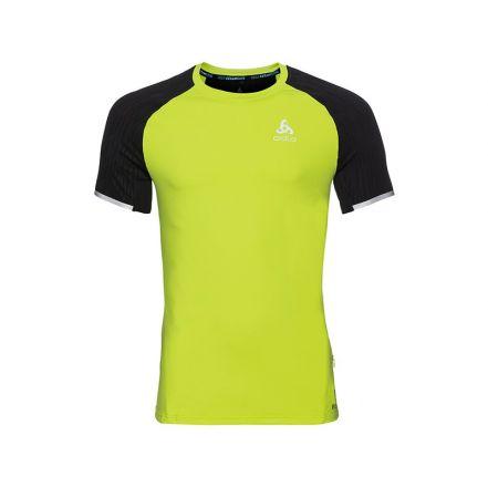 Odlo Zeroweight Ceramicool Bl Top - męska koszulka do biegania 312282_40224