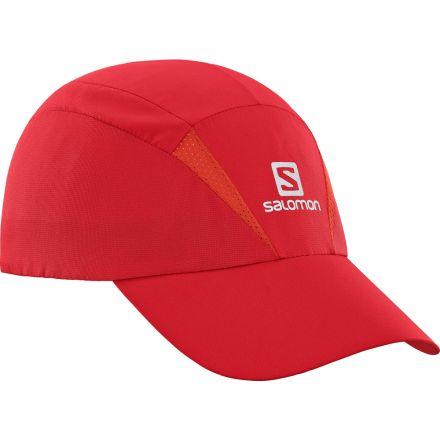 Salomon XA Cap Black - czapka z daszkiem do biegania 400478