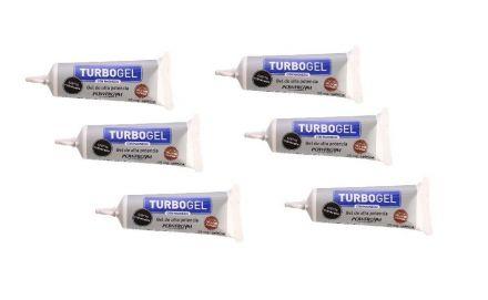 PowerGym TurboGel + Coffeine - Mocny żel energetyczny
