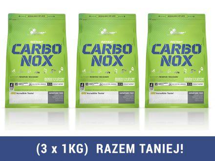 Carbonox™ w najważniejszych chwilach… ENERGII CI NIE ZABRAKNIE!