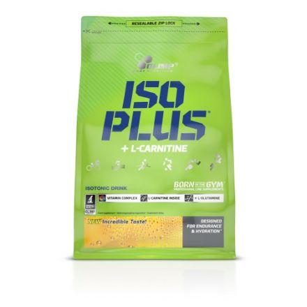 Iso Plus - Nawodnienie i regeneracja organizmu.