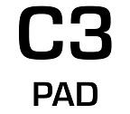 męska wkładka rowerowa craft infinity C3 pad