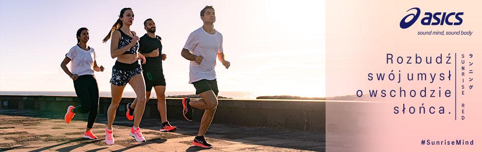 #SunriseMind. Poznaj nową kolekcje butów do biegania od Asics