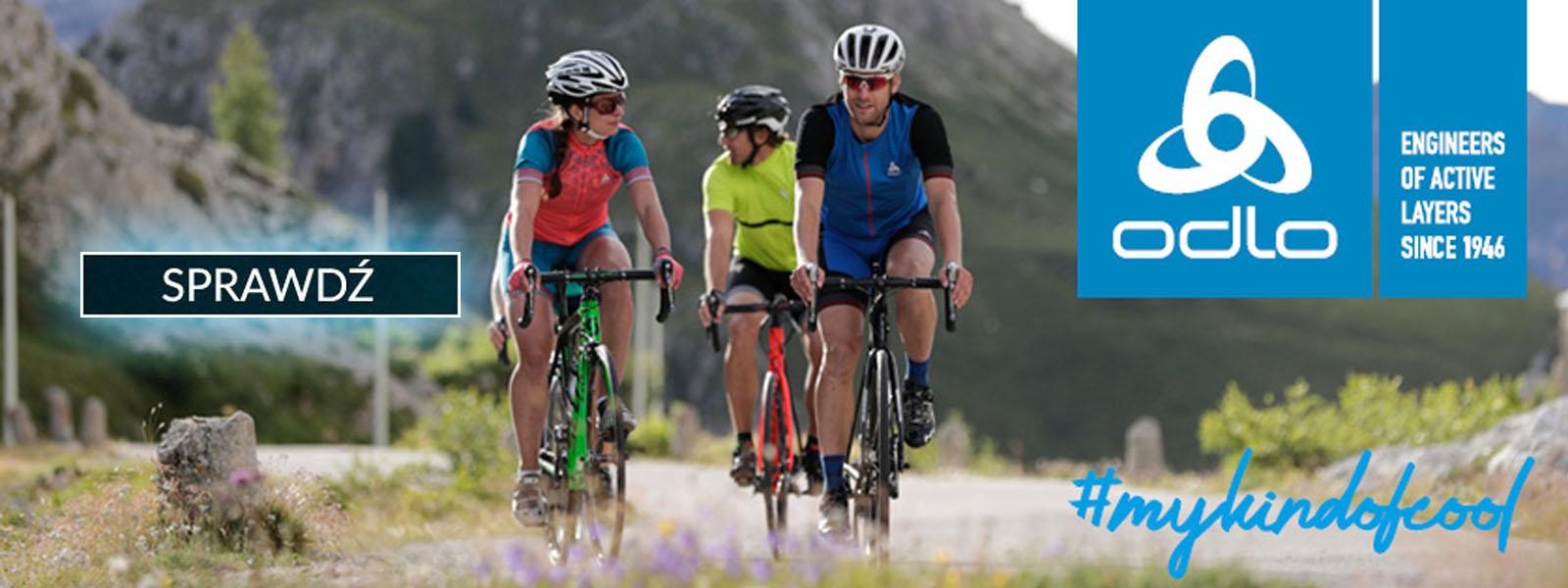 termoaktywna odzież na rower