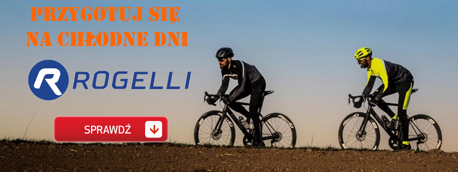 Zimowa odzież rowerowa Rogelli. Profesjonalna odzież rowerowa Rogelli, która zapewni Ci komfort kazdy w zimowych warunkach