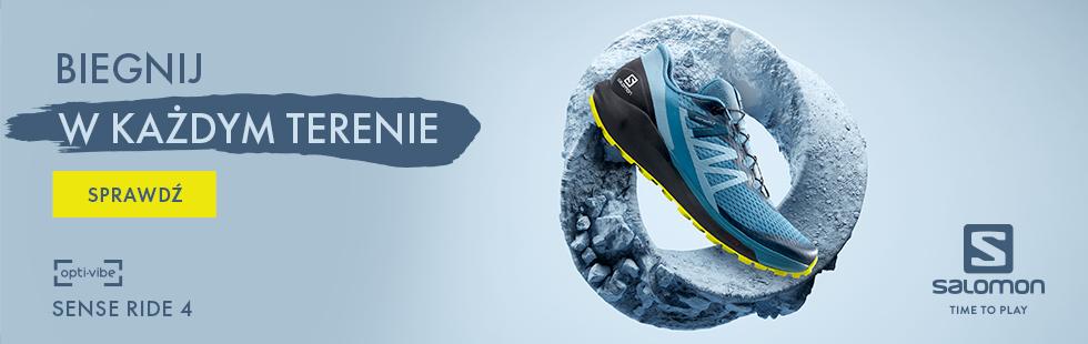 Nowy model uniwersalnych butów do biegania w terenie. Świetnie  sprawdzą się zarówno w terenie jak i na asfalcie. .