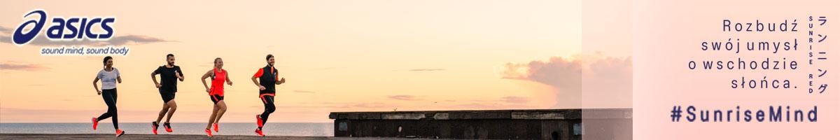 #SunriseMind nowa kolekcja Asics