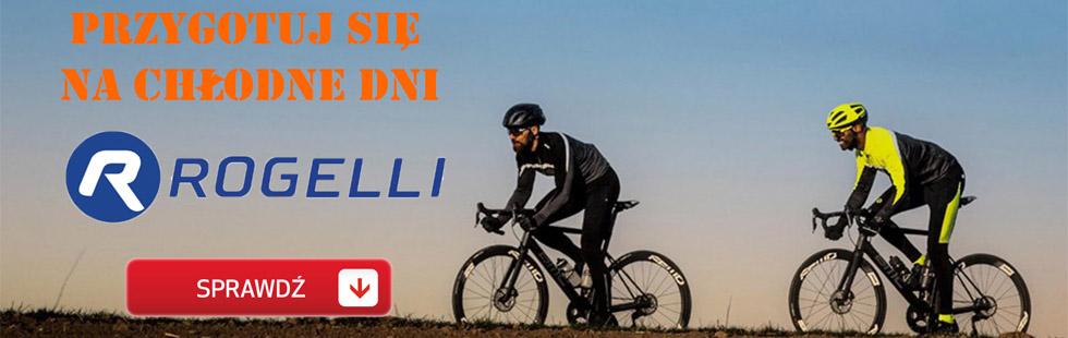 Przygotuj się na jazdę na rowerze w chłodne dni. Zimowa odzież na rower Rogelli zapewni Ci komfortowa jazdę w każych warunkach.